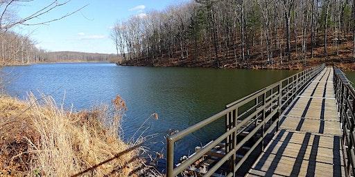 Ragged Mountain Reservoir Hike