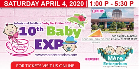 Baby Expo Infants and Toddlers Derby Tea Edition 2020 tickets