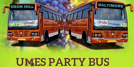 UMES Southern MD Hawk's Autumn Reggae Wine & Music Festival Party Bus tickets