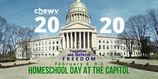 2020 Homeschool Day at the Capitol- CHEWV