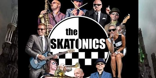 THE SKATONICS LIVE + SUPPORT FROM CITRUS BLUE