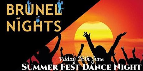 Brunel Nights Summer Fest tickets
