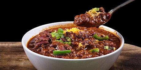 Mexican Chilli & Nachos Supper tickets