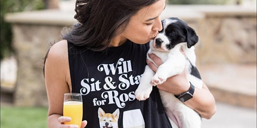 Puppies, Pilates, & Prosecco