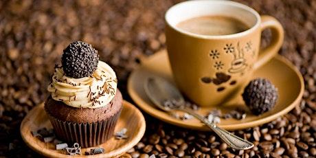 February BU Coffee + Cupcake Chats tickets