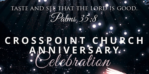 CrossPoint Church 20 Year Ministry Anniversary