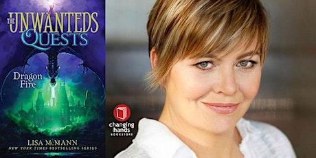 Changing Hands presents Lisa McMann: Dragon Fire tickets