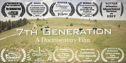 Screening of  7th Generation and special appearance of Jim E Warne