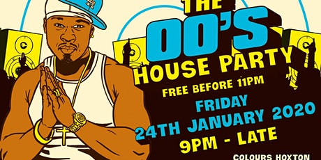 Free Entry: The 00's House Party tickets