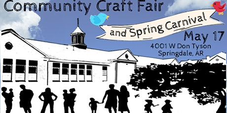 Community Craft Fair and Spring Carnival  tickets