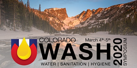 2020 Colorado WASH Symposium Lunch tickets
