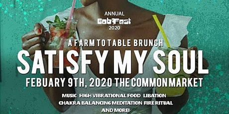Satisfy My Soul: A Farm to Table Brunch Experience tickets