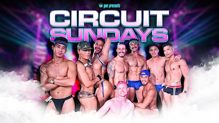 CIRCUIT SUNDAYS | Monthly Castro Tea Dance image