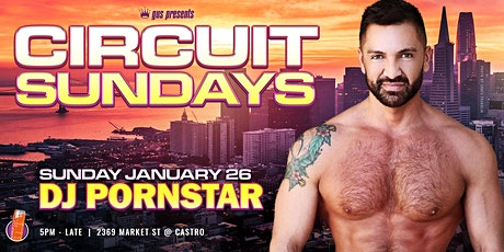 CIRCUIT SUNDAYS | Monthly Castro Tea Dance tickets