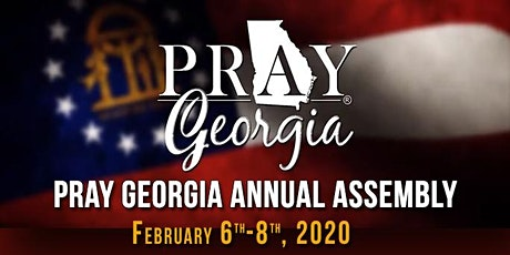 Pray Georgia 2020 Annual Assembly tickets