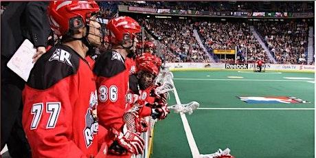 Calgary Roughnecks vs Saskatchewan Rush tickets