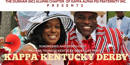 Kappa Derby VI:The 6th Annual Sundress & Seer Sucker Kentucky Derby Day Party