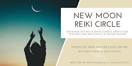 New Moon Reiki Circle tickets