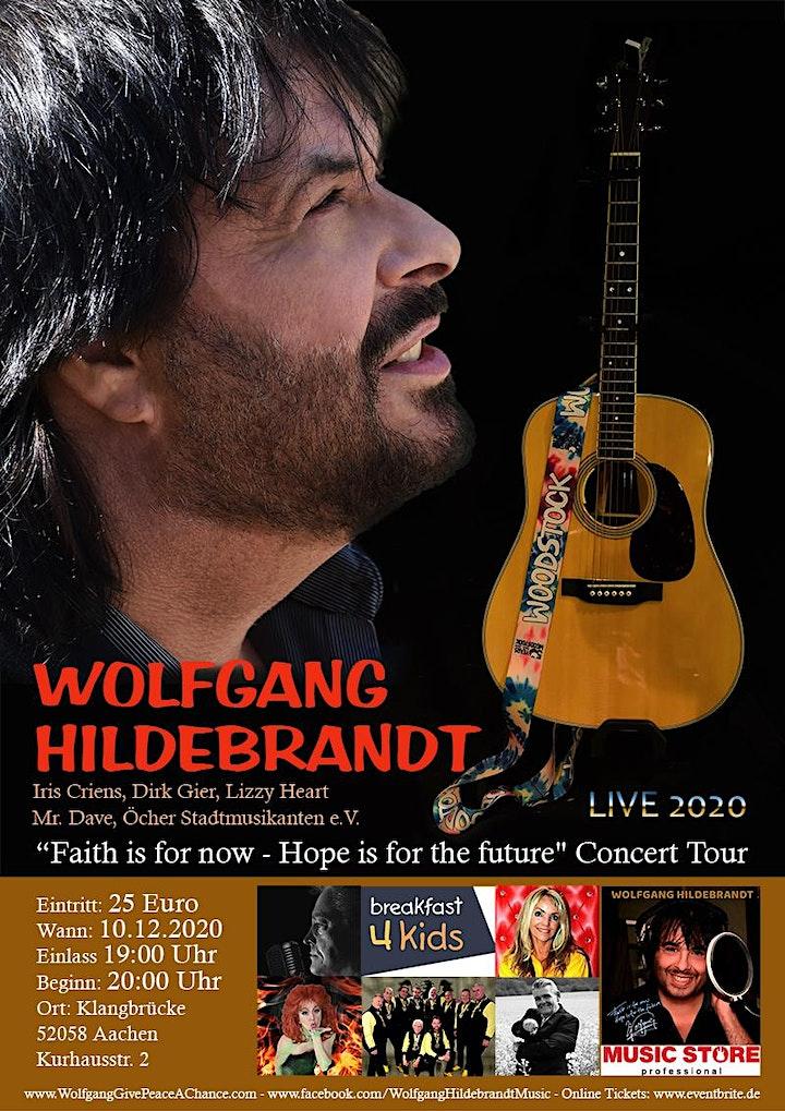 Wolfgang Hildebrandt & Friends: Bild