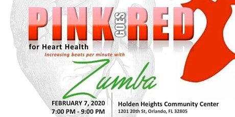 Pink Goes Red 2020 tickets