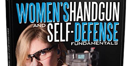 Women's Handgun & Self-Defense Fundamentals Series: 2 tickets