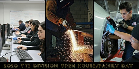 CTE Division Open House/Family Day  tickets