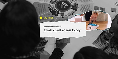 Innovation Workshop @MTY: Identifica Willingness to Pay boletos