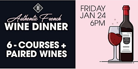French Wine Night tickets