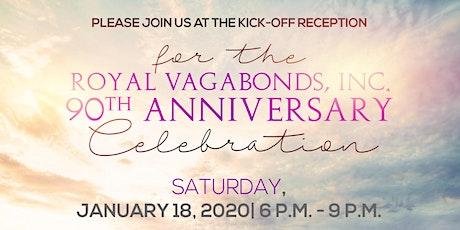 Royal Vagabonds, Inc. 90th Anniversary Celebration tickets