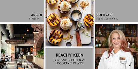 Cooking Class: Peachy Keen tickets