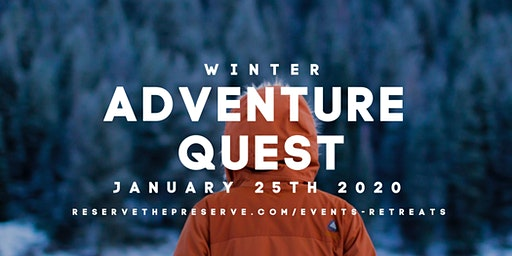 WINTER ADVENTURE QUEST