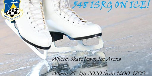 548 ISRG ON ICE! -- Family Ice Skating