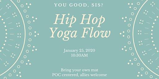 Hip Hop Yoga Flow at Lamplighter