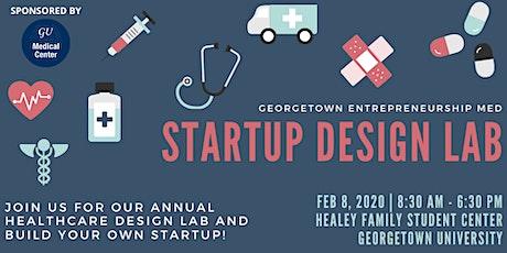 Georgetown Entrepreneurship MED Design Lab 2020 tickets