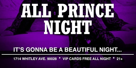 AFEX : ALL PRINCE & PRINCE RELATED tickets