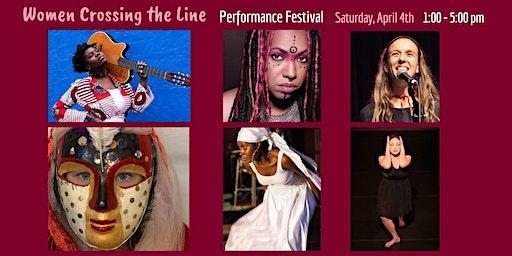 Women Crossing the Line Performance Festival 2020
