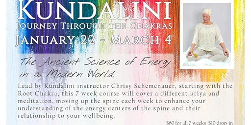 Kundalini - Journey Through the Chakras