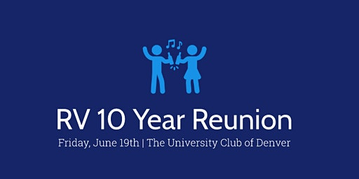 RVHS 10 Year Reunion