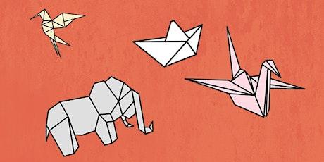 Origami & Beer Night tickets