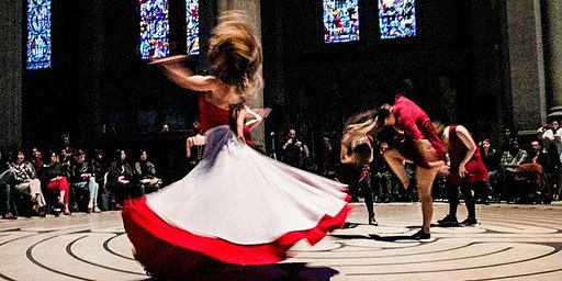 """""""Inner Light"""" a whirling performance at Spacious Grace Arts Festival"""