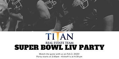 Titan Super Bowl Party