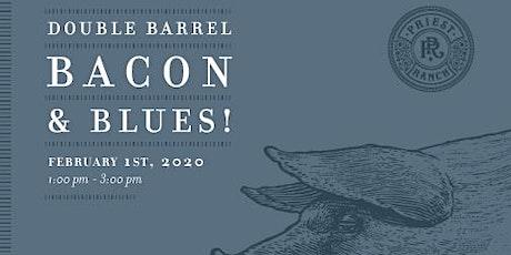 Double Barrel, Bacon & Blues tickets