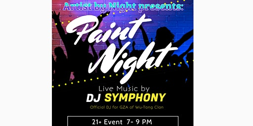 Artist by Night: Couples Paint & Sip