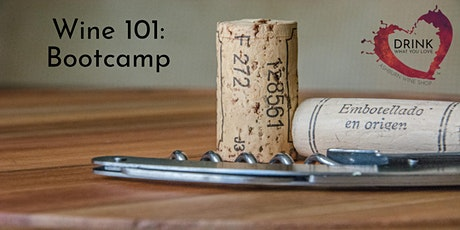 Wine 101: Bootcamp - Ashburn Wine Shop tickets