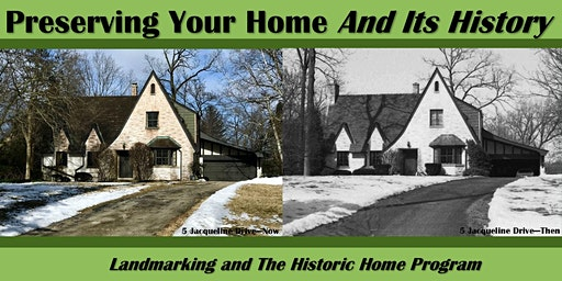 Preserving Your Home and its History