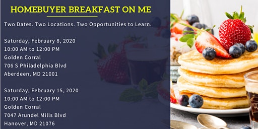 Homebuyer Breakfast (Harford County)