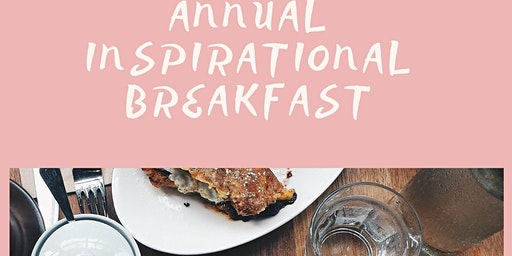 5th Annual Inspirational Breakfast