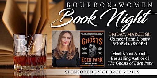 Bourbon Women Book Night with Bestselling Author, Karen Abbott
