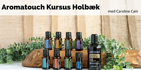 AromaTouch certificeringskursus 4. april tickets