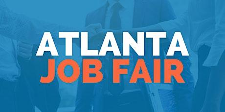 Atlanta Job Fair - May 12, 2020 - Career Fair tickets